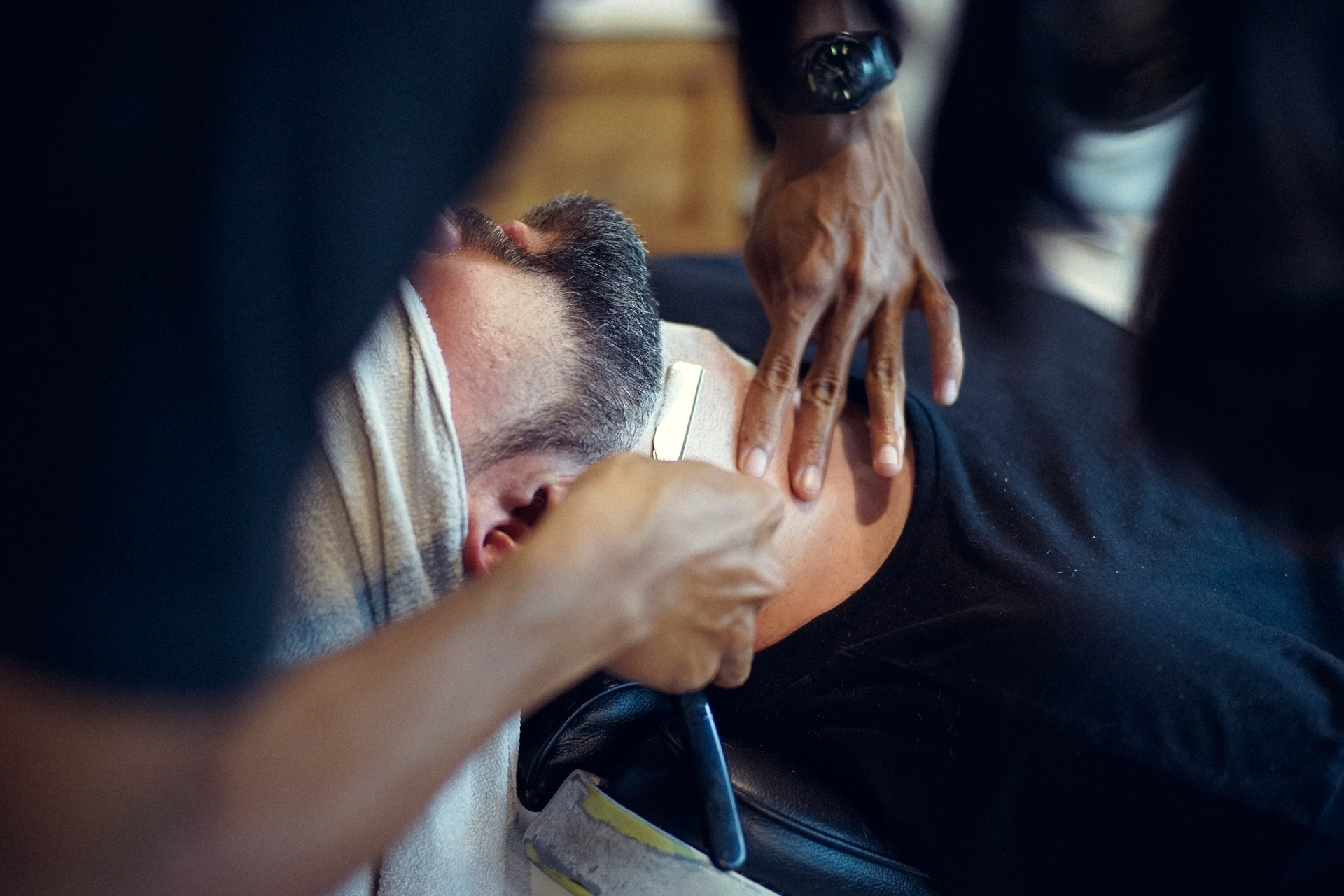 Beard grooming and trimming in Bedford